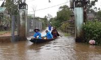 Thủ tướng chỉ đạo tập trung ứng phó mưa lũ tại khu vực Trung Bộ và Tây Nguyên