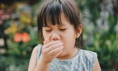 Ho ở trẻ em: Nguyên nhân và những sai lầm thường gặp