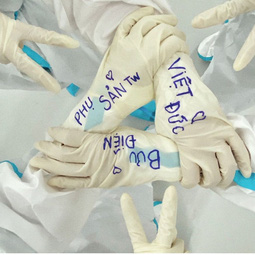 50 ngày 'chinh chiến' tại Bệnh viện Dã chiến số 13