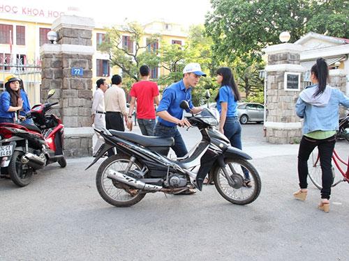 Trường ĐH Khoa học Huế - nơi xảy ra nhiều vụ nữ sinh viên bị tấn công