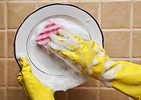 8 sai lầm nghiêm trọng khi sử dụng nước rửa chén