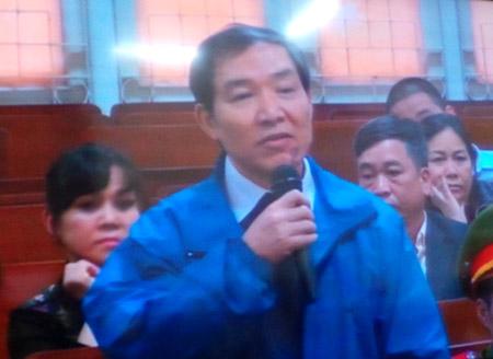 Lời khai của Dương Chí Dũng tại tòa chưa đủ cơ sở kết luận.