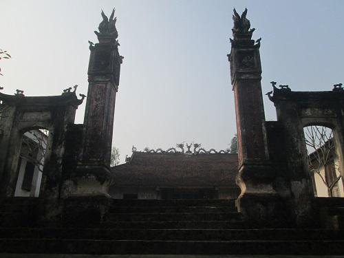 Đình làng An Thái