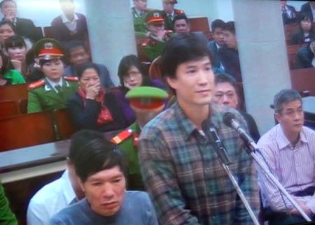 Bị cáo Hoàng Văn Thắng