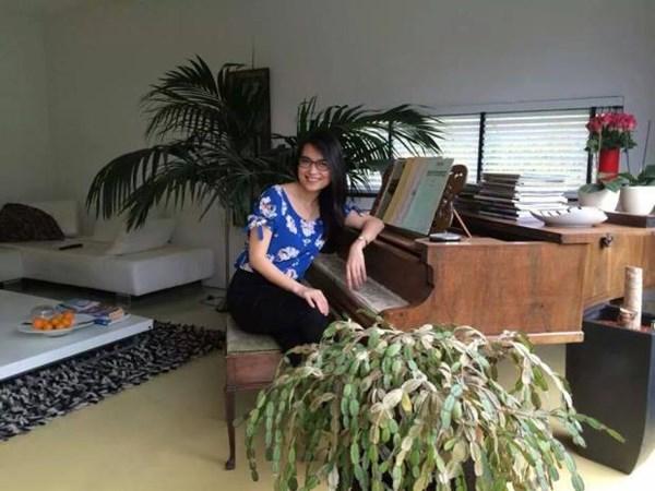 Ngôi nhà của chị Nguyễn Ngọc Minh ở Hà Lan giờ đây trở thành nơi lưu giữ kỷ niệm cho những người ở lại