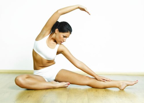 yoga mang lại vóc dáng cân đối