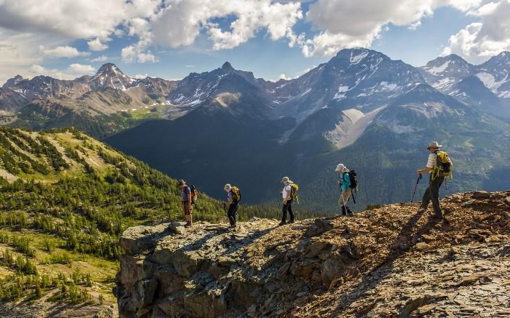 Đứng thứ 2 là Canada: sự kết hợp giữa vẻ đẹp hoang sơ và hiện đại