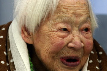 Bà Misao Okawa đã bước sang tuổi 116.