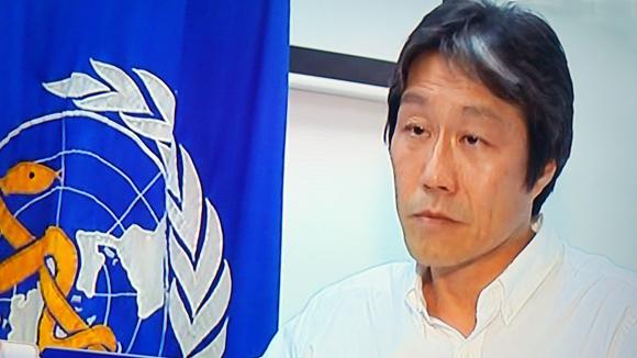 TS. Kohei Toda. Ảnh Internet.