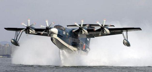 Thủy phi cơ tìm kiếm cứu hộ US-2.