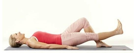 bài tập giảm đau thắt lưng