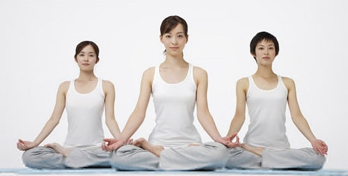 Lợi ích tập yoga với sức khỏe phái đẹp