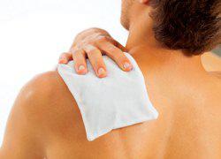 Đau có thể lan xuống vùng cánh tay hoặc cẳng tay có thể là do tổn thương sụn viền và gân nhị đầu dài.
