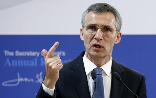 Jens Stoltenberg, Tổng thư ký Tổ chức Hiệp ước Bắc Đại Tây Dương (NATO)