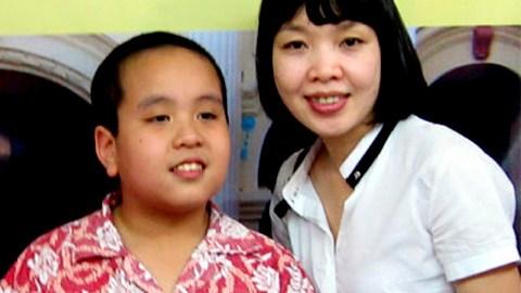 Chị Phan Hồ Điệp - mẹ của bé Nhật Nam chia sẻ cách dạy con khi