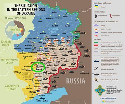 Sân bay quốc tế Donetsk có vai trò chiến lược ở miền đông Ukraine.