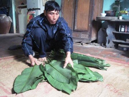 Từ chiếc máy cày, anh Lợi đã hoàn lương làm lại cuộc đời.