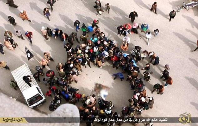 IS, phiến quân, Nhà nước Hồi giáo, khủng bố, hành quyết, đồng tính, dã man, tàn bạo, phẫn nộ, căm phẫn, bắn chết, xử tử