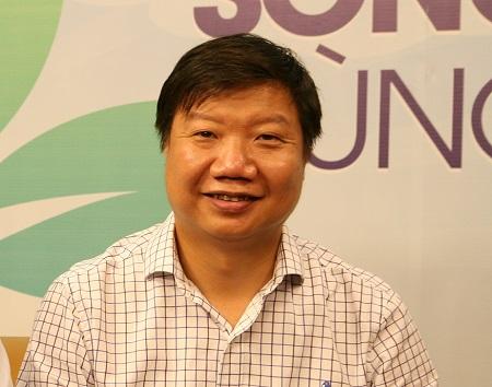 PGS.TS. Trần Như Dương, Phó Viện trưởng Viện Vệ sinh dịch tễ Trung ương.