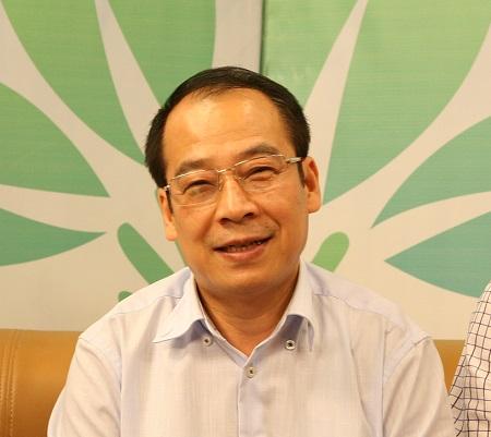 PGS.TS. Trần Đắc Phu, Cục trưởng Cục Y tế dự phòng.