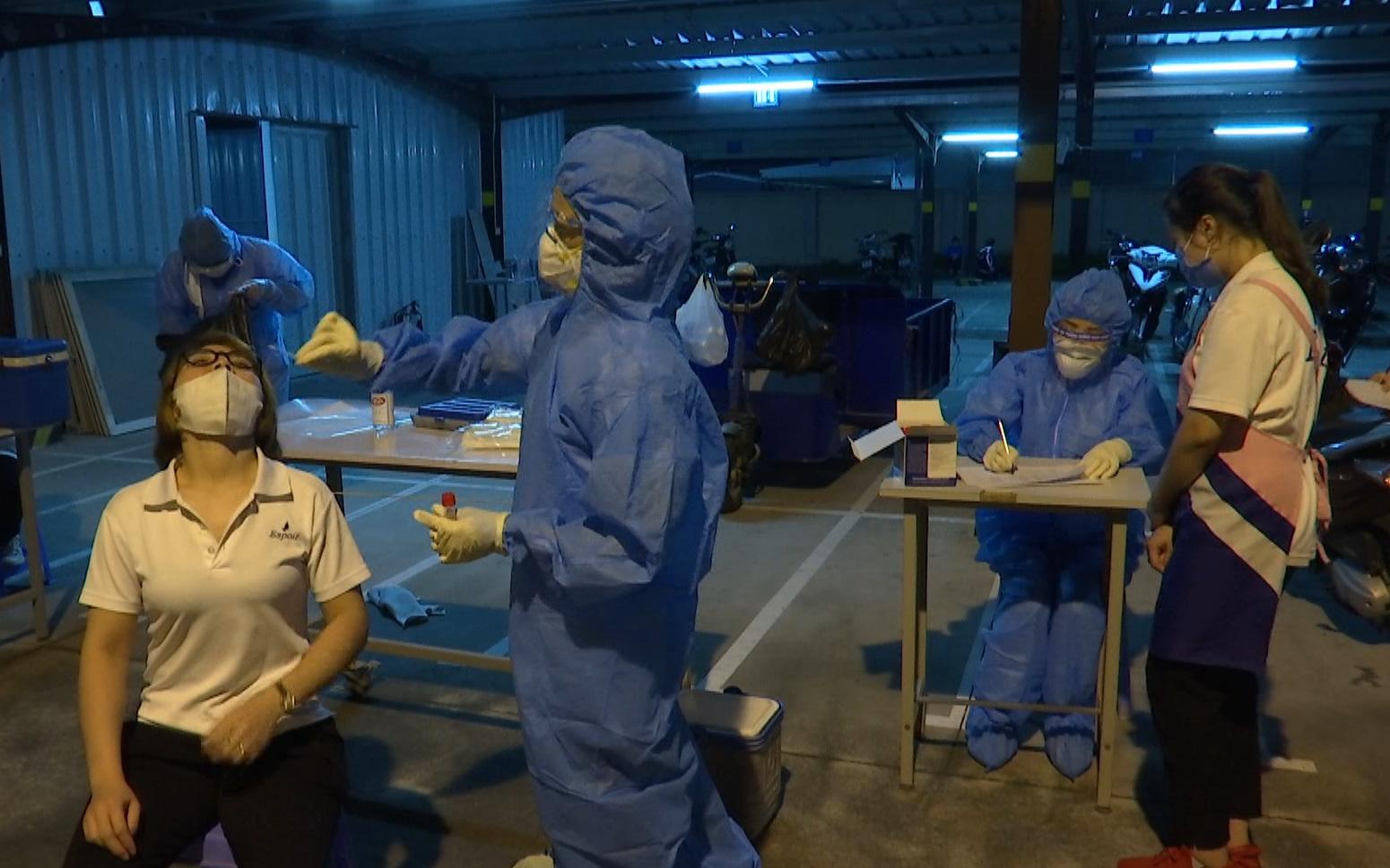 Chùm COVID-19 ở Hà Nam vượt mốc 600 ca, trong đó có 150 công nhân