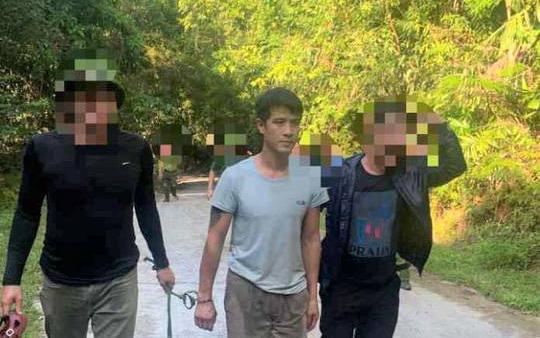 Khởi tố kẻ chém người rồi trốn vào Vườn Quốc gia Phong Nha - Kẻ Bàng