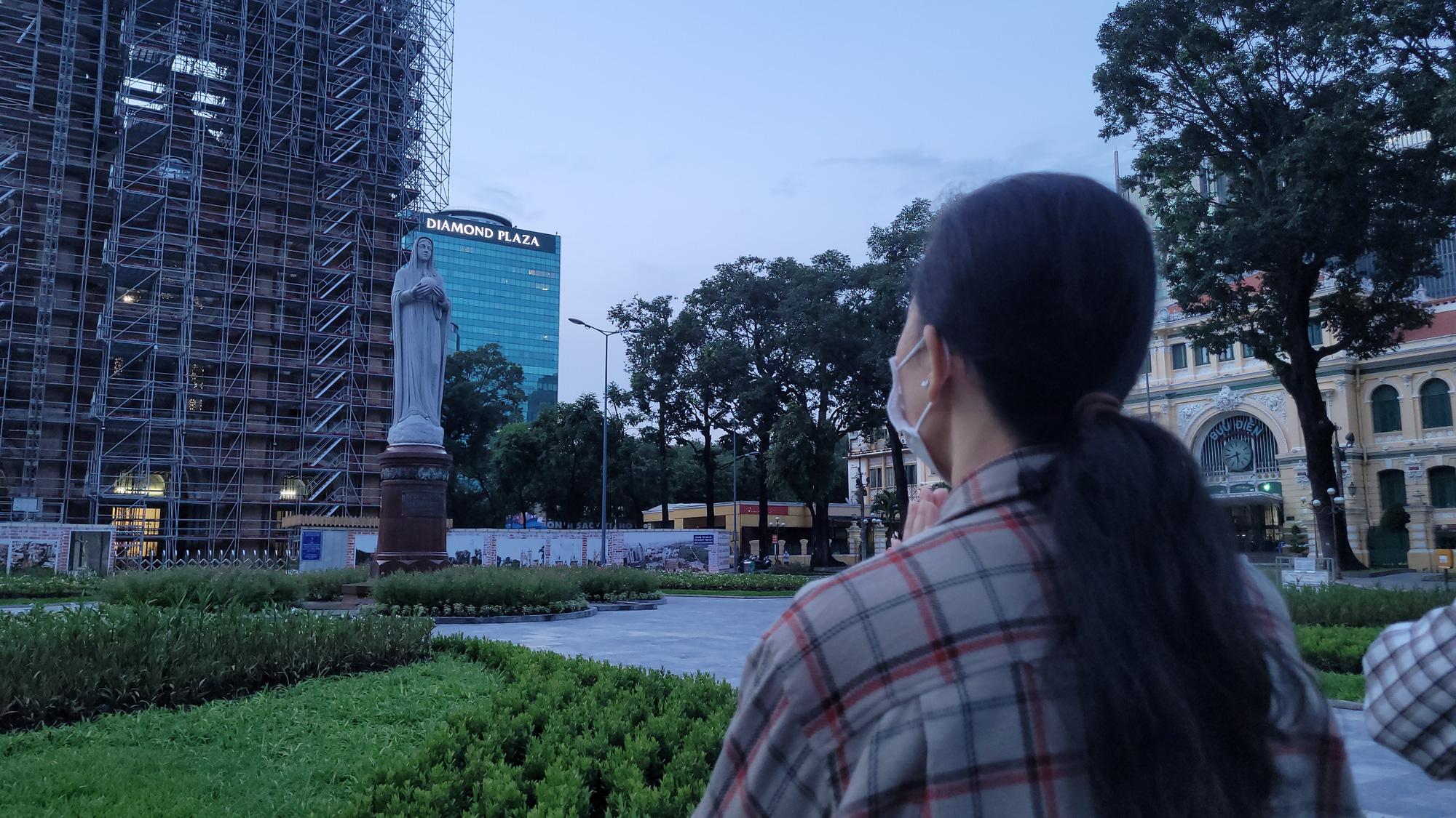 """Chống dịch ở TP Hồ Chí Minh: """"Chúng tôi tự dặn lòng không được lùi bước"""" - Ảnh 5."""