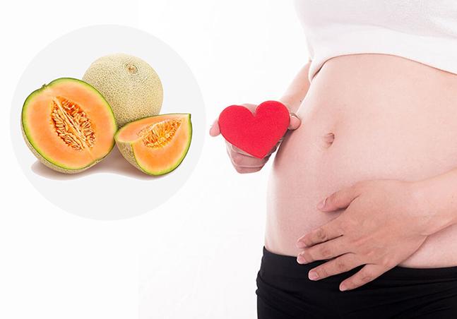 Vi khuẩn gây sảy thai có trong quả dưa lưới thơm ngon, mẹ bầu nên thận trọng - Ảnh 2.