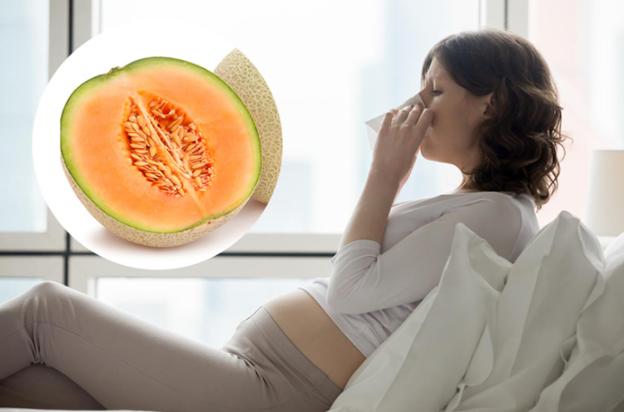 Vi khuẩn gây sảy thai có trong quả dưa lưới thơm ngon, mẹ bầu nên thận trọng - Ảnh 4.