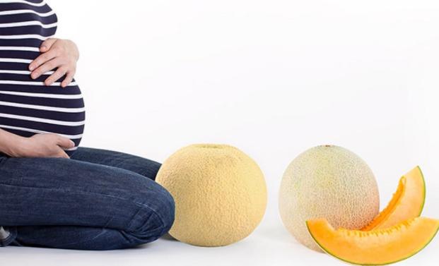 Vi khuẩn gây sảy thai có trong quả dưa lưới thơm ngon, mẹ bầu nên thận trọng - Ảnh 3.