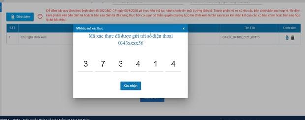Cần biết: 2 cách đăng ký trực tuyến nhận hỗ trợ bảo hiểm thất nghiệp  - Ảnh 10.