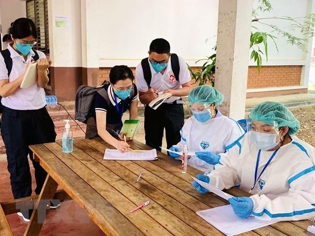 84% dân số Campuchia đã tiêm ít nhất một mũi vaccine, 65% tiêm 2 mũi