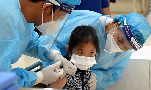 Lào kêu gọi người dân tiêm phòng vaccine ngừa COVID-19