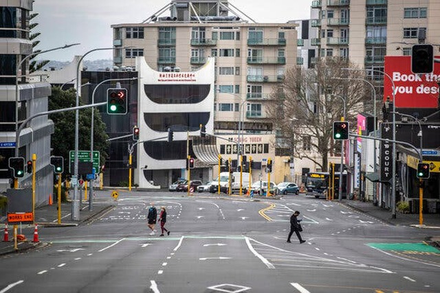 Thủ tướng New Zealand: Phong toả sẽ kết thú khi 90% người đủ điều kiện tiêm phòng