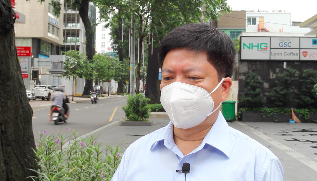 """Chống dịch ở TP Hồ Chí Minh: """"Chúng tôi tự dặn lòng không được lùi bước"""" - Ảnh 3."""