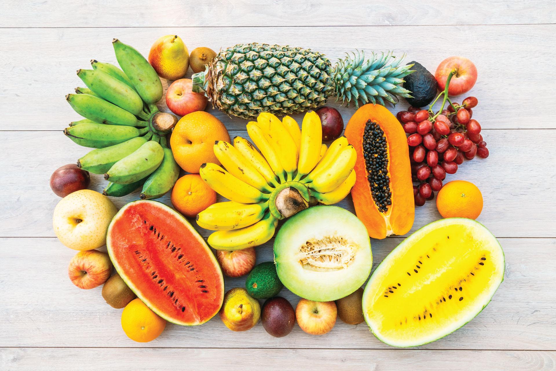 Thời điểm ăn trái cây để đạt hiệu quả tốt nhất cho sức khỏe - Ảnh 1.