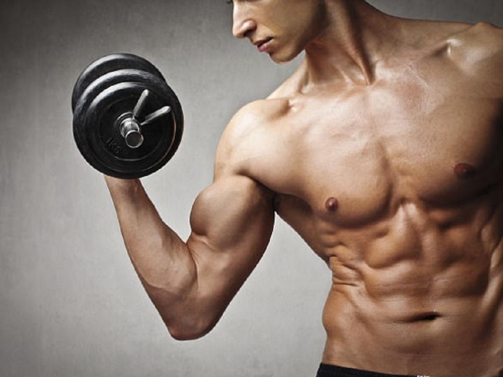 """Bài tập cho nam giới """"đốt mỡ"""" nhanh, căng cơ khỏe trong 7 phút - Ảnh 1."""