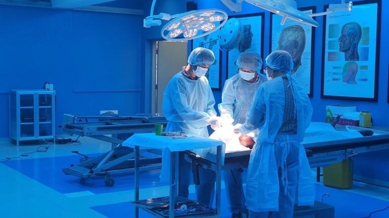 Đại học Y Dược TP.HCM hoàn thành kiểm định theo chuẩn AUN-QA - Ảnh 2.