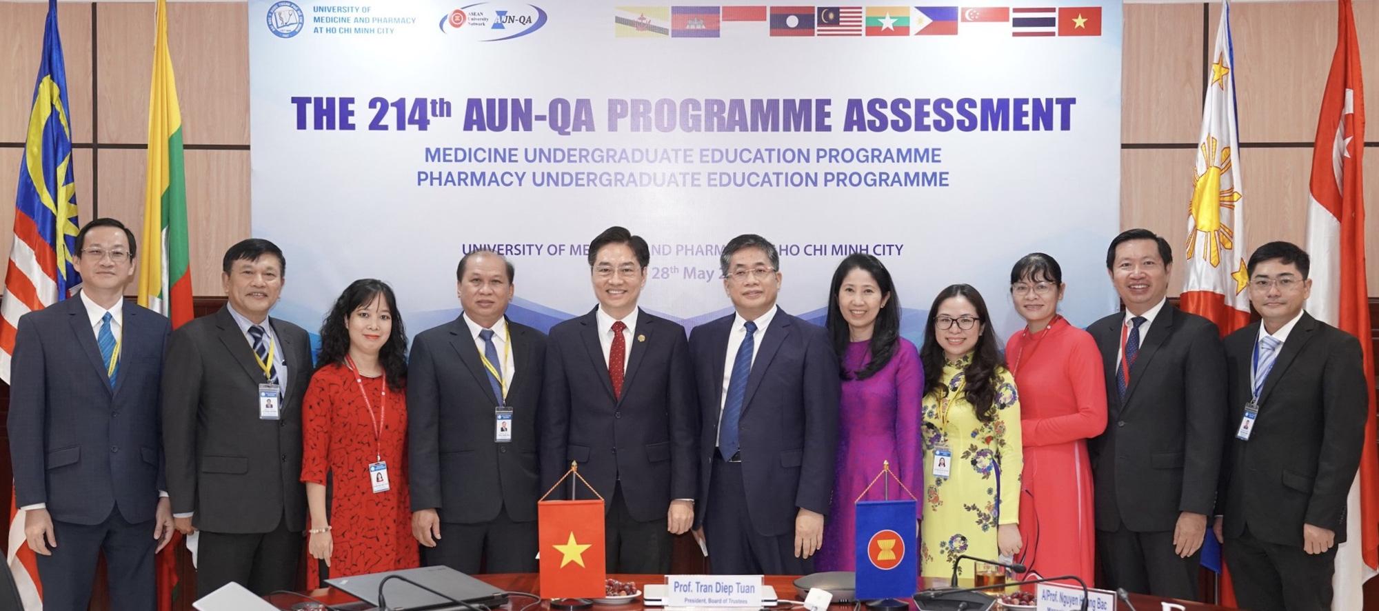 Đại học Y Dược TP.HCM hoàn thành kiểm định theo chuẩn AUN-QA - Ảnh 5.