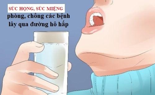 Bí quyết giúp người bệnh tai mũi họng sống khỏe  trong mùa dịch