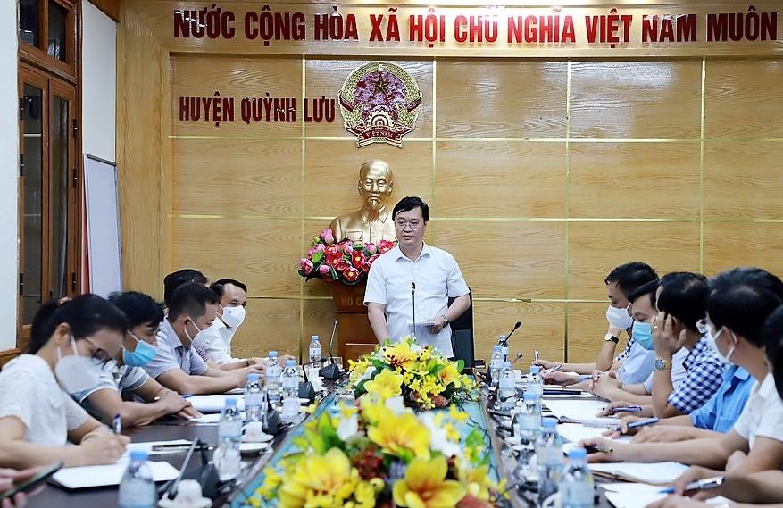 Nghệ An: Cách ly toàn bộ huyện Quỳnh Lưu theo Chỉ thị 16 từ 0h00 ngày 31/7 - Ảnh 1.