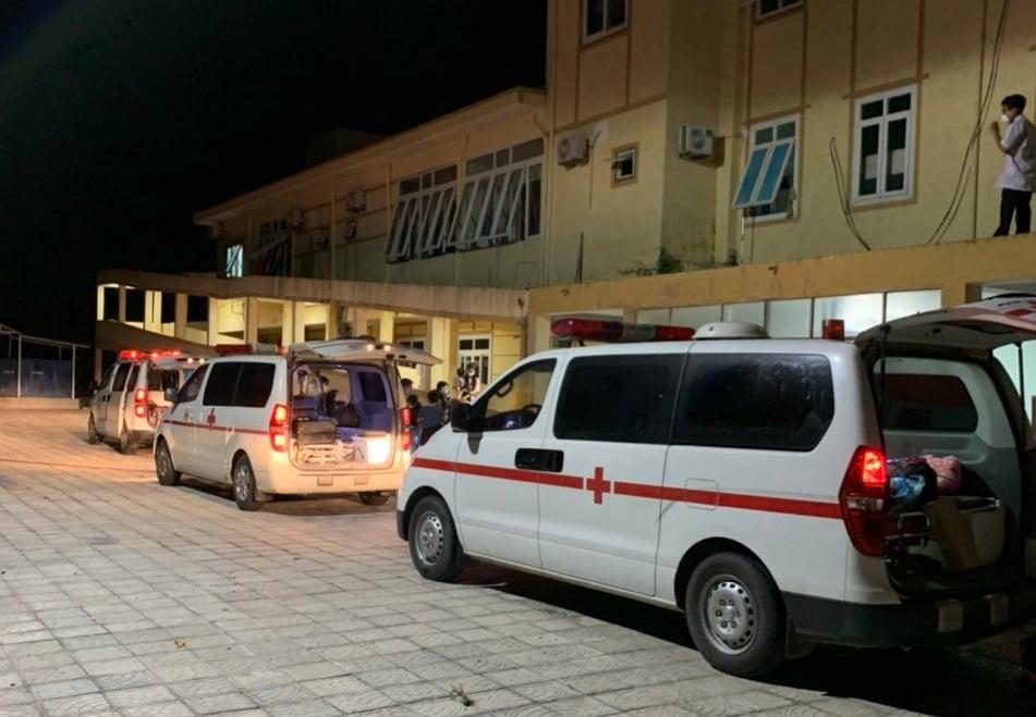 Quảng Bình: 14 ca dương tính với SARS-CoV-2 nhập cảnh qua cửa khẩu Cha Lo - Ảnh 1.