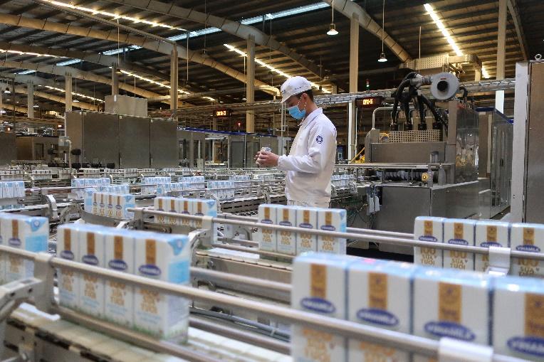 Vinamilk: Doanh thu Quý 2/2021 cao kỷ lục nhờ mảng xuất khẩu và sự phục hồi của thị trường nội địa - Ảnh 4.