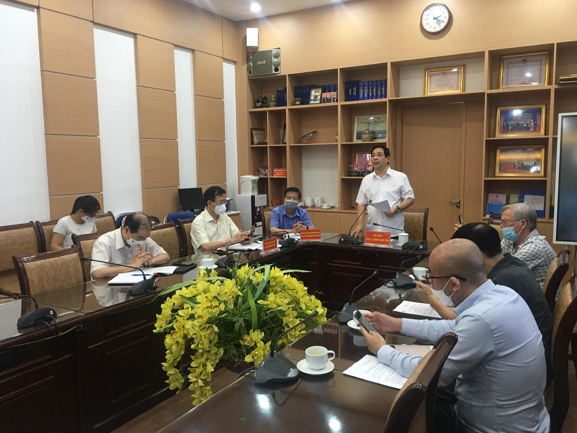 Y tế Diễn biến dịch ngày 21/7: 3556 ca mắc mới tại TP. Hồ Chí Minh trong 24 giờ  - Ảnh 5.