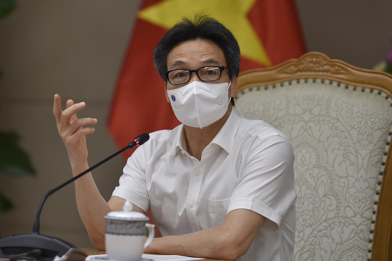 Ban Chỉ đạo phòng Quốc gia: Kiến nghị giãn cách thêm 14 ngày tại 19 tỉnh, thành phố phía Nam - Ảnh 1.