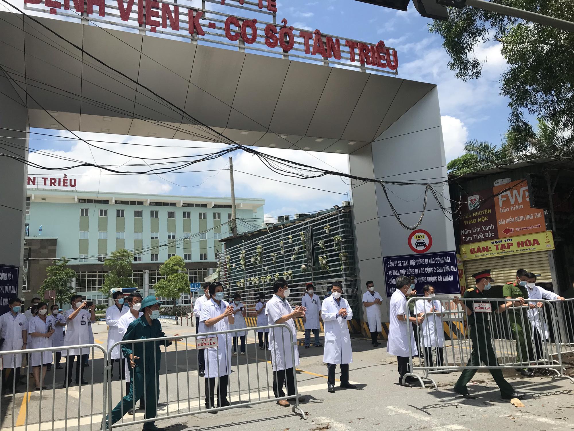 Diễn biến dịch ngày 14/6: 179 bệnh nhân COVID-19 ở Bắc Giang được xuất viện trong ngày 14/6  - Ảnh 5.