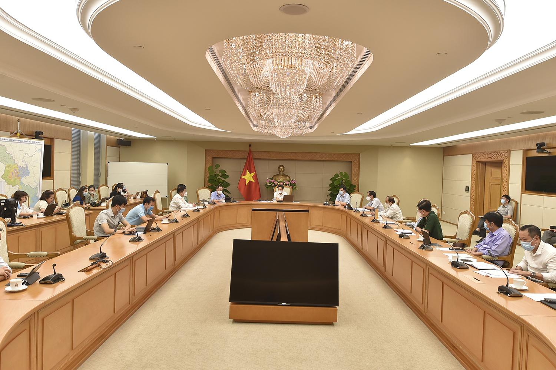 Ban Chỉ đạo phòng Quốc gia: Kiến nghị giãn cách thêm 14 ngày tại 19 tỉnh, thành phố phía Nam - Ảnh 2.