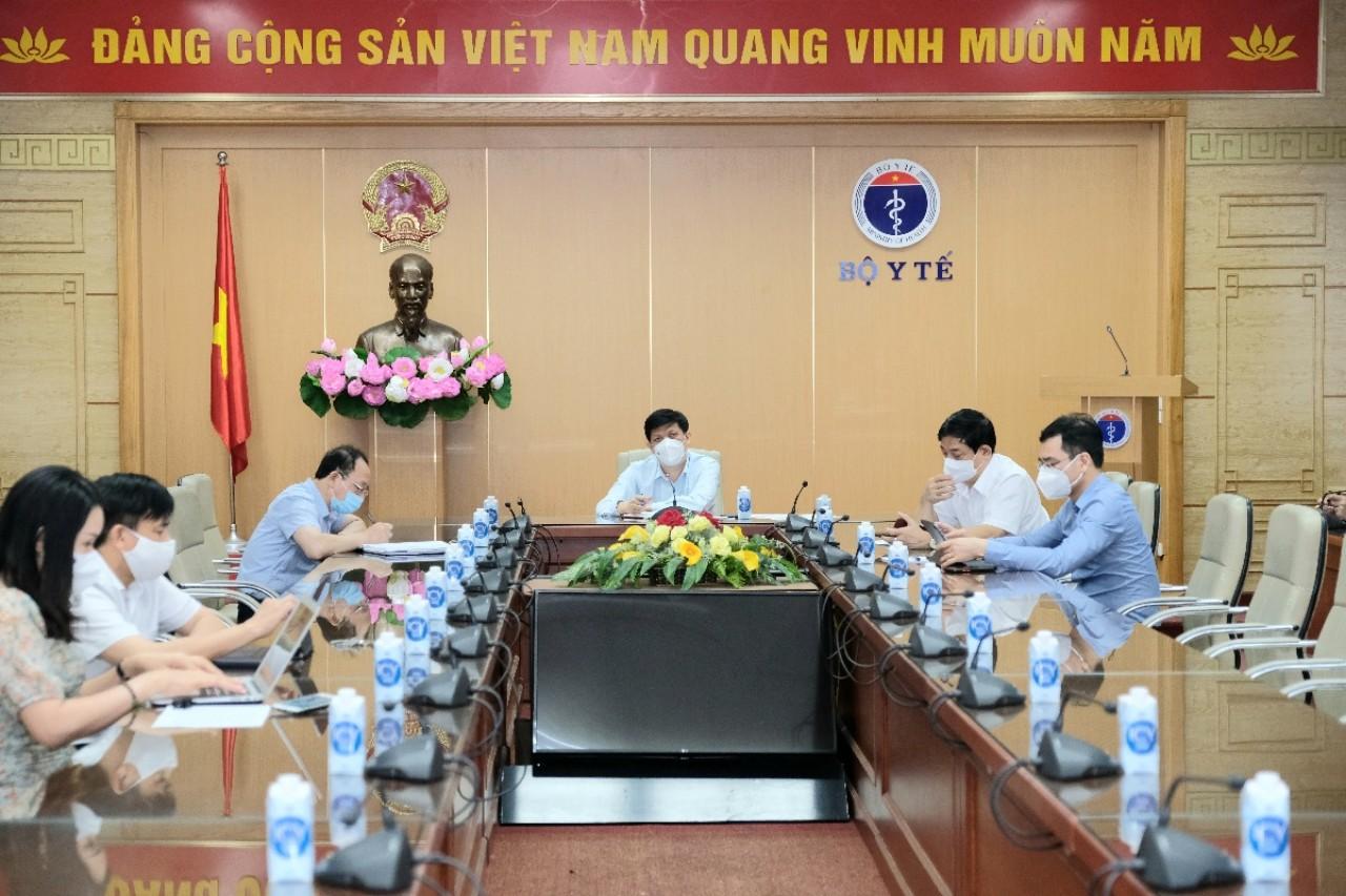 Y tế Diễn biến dịch ngày 21/7: 3556 ca mắc mới tại TP. Hồ Chí Minh trong 24 giờ  - Ảnh 6.