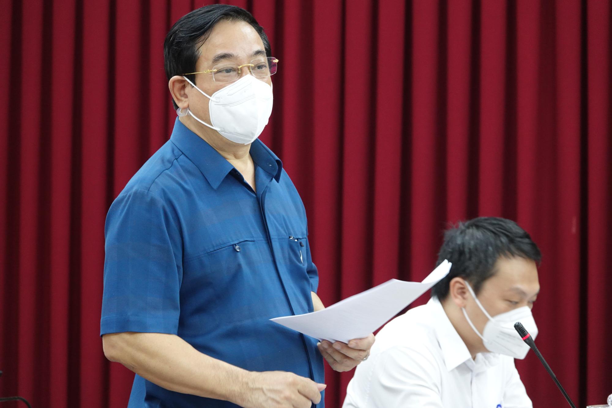 Bộ trưởng Bộ Y tế: Sẵn sàng đưa vào hoạt động Trung tâm hồi sức tích cực vùng 500 giường tại Cần Thơ - Ảnh 3.