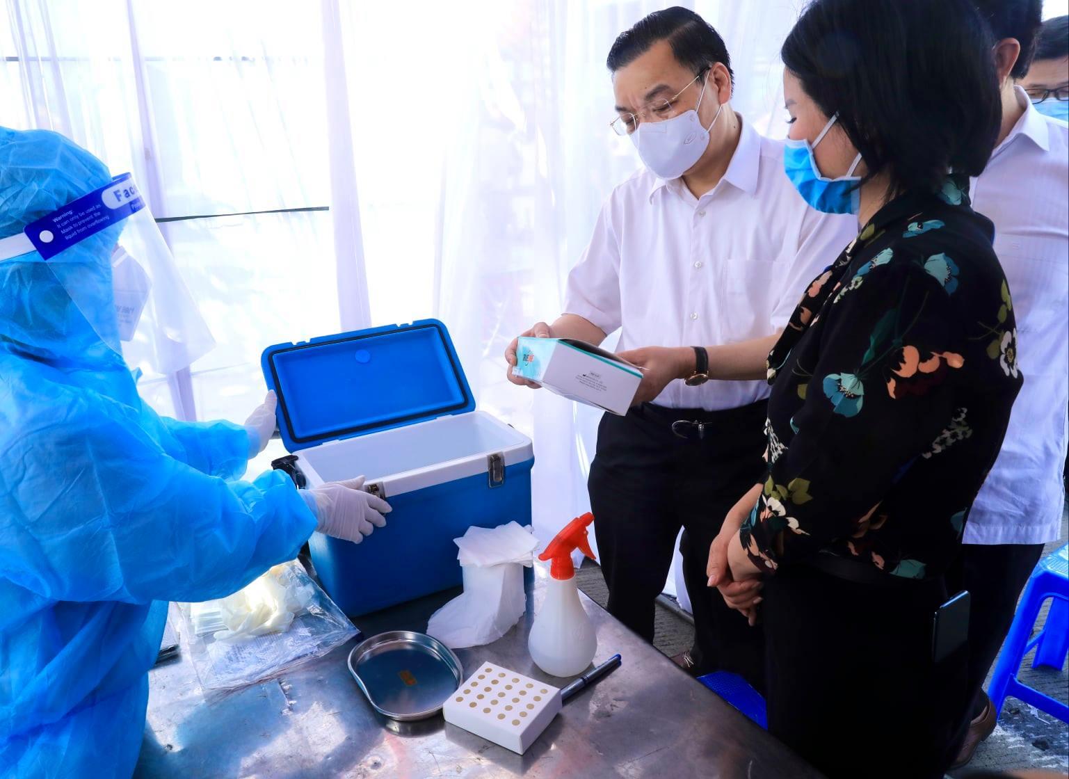 Y tế Diễn biến dịch ngày 21/7: 3556 ca mắc mới tại TP. Hồ Chí Minh trong 24 giờ  - Ảnh 7.